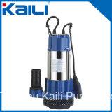 Tipo di Submeersible della pompa per acque luride con l'interruttore di galleggiante (V750)