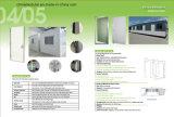 Stahltür für Fertighaus (CHAM-PHD001)