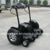 fetter Kreuzer des nicht für den Straßenverkehr elektrischen Roller-4-Wheels des Gummireifen-700W