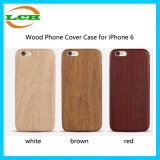 Caso de madeira da tampa do telefone para o iPhone 6