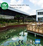 Clôture non polluée de WPC