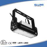 5 년 보장을%s 가진 옥외 IP65 50W LED 투광램프