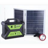Generador de energía solar portátil de 20W para el hogar
