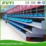 Silla de interior Jy-706 del blanqueador del asiento de la audiencia del blanqueador telescópico de la gimnasia