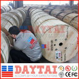 Stranded Steel Wire Fiber Optical GYTC8S for Cable Aerial Duct Application