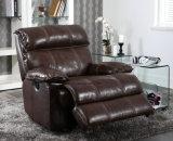 Sofà del Recliner della Cina, salone L moderna sofà di figura, sofà piegante di funzione della base (UL-NS137)