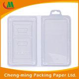 Rectángulo plástico de la caja de embalaje del PVC para empaquetar