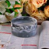 Keramisches Kerze-Marmorierungglas