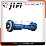 2 Rad-Selbst, der elektrischen Roller mit LED-Beleuchtung balanciert