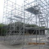 構築のためのウェッジロックの足場に渡されるZds SGS