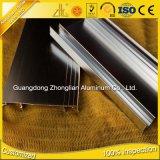 Garniture en aluminium de tuile de profil de l'alliage 6063 T5 d'aluminium