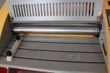 chauds professionnels de 380mm et laminent à froid la machine feuilletante 380A (le rouleau en acier)