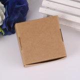 Изготовленный на заказ малое рециркулированное печатание упаковывая коробку Kraft бумажную