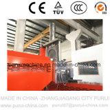 Machine van het Recycling van twee Stadia de Plastic voor HDPE het Pelletiseren van de Fles