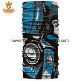 Bandana multifonctionnel magique coloré promotionnel fait sur commande de tube de Headwear à vendre