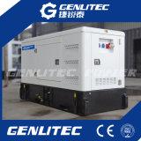 Tipo 100kVA jogo silencioso barato de China de gerador Diesel de Weichai