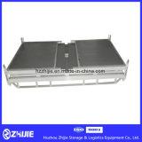 Het Rekken van de Pallet van het Staal van de opslag Container met ISO- Certificaat