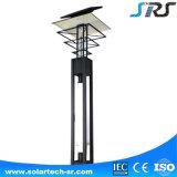 Lumière Integrated solaire de jardin de l'acier inoxydable 12W DEL pour le site avec la conformité de la CE