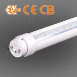 China Tubo de LED de 2 vatios 10W T8 giratorio