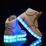 LED-Schuhe mit APP für Winter
