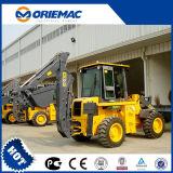 Caricatore compatto brandnew Xt860 dell'escavatore a cucchiaia rovescia della Cina 8ton 1.2m3 XCMG