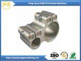CNCの機械化の部品を機械で造る専門CNCの部品、プラスチックおよび金属のアルミニウム部品