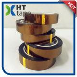 Bande de rubans adhésifs de silicones de Polyimide de production de constructeur