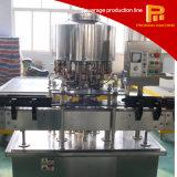 Ligne de production de lavage, de remplissage et de couchage des liquides simple et efficace
