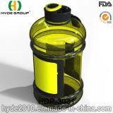 2.2L рождество BPA освобождает большую пластичную бутылку воды, подгонянную бутылку Joyshaker спорта PETG пластичную (HDP-3031)