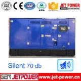 Preço Diesel Soundproof do gerador 30kVA 50kVA 60kVA 100kVA 150kVA de Weichai