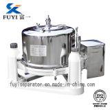 Centrifugeuse chimique manuelle de filtre de haute performance