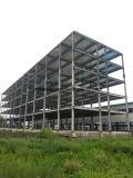 Taller prefabricado pintado de la estructura de acero