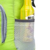 Zaino pieghevole impermeabile esterno di corsa di sport che fa un'escursione sacchetto
