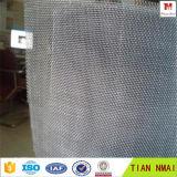 99.95% Rete metallica del tessuto del tungsteno