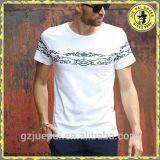 T-shirts d'Aeropostale estampés par coutume faite sur commande de tissu