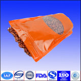 アルミホイルの食糧袋(l)