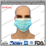 Maschera di protezione allergica non tessuta a gettare del rifornimento medico anti