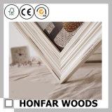 Rustikaler festes Holz-Foto-Rahmen für Hotel-oder Ausgangsdekoration