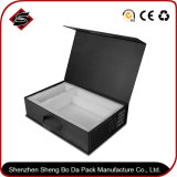 Kundenspezifischer Drucken-Schmucksache-Kasten, faltender Schmucksache-Papierkasten