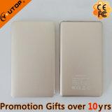La Banca dorata su ordinazione di potere di marchio 10000mAh coopera regali di promozione (YT-PB37)