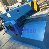 Máquina de corte da tubulação hidráulica da câmara de ar da placa da sucata