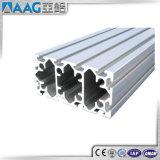 Profil en aluminium d'extrusion de type européen
