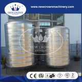 Planta de la purificación del agua de botella para 1000L/H