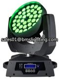 36*10W RGBW 4in1 LED bewegliches Hauptlicht mit lautem Summen (BMS-8816)