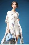 "Estilo chinês novo Cheongsam para o vestido elevado da garganta do mini partido ""sexy"" das senhoras Bodycon"