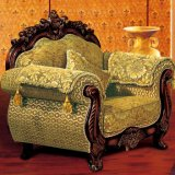 يعيش غرفة أريكة مع خشبيّة أريكة إطار ([د929غ])