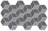 Volle Karosserien-Porzellan-Fliese für Fußboden und Wand 600X600mm (BS01)