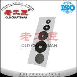 Yg6a, Yg8a, лезвия шредера цементированного карбида вольфрама Yg8X