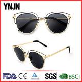 Óculos de sol personalizados unisex do projeto novo relativo à promoção de Ynjn