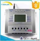 Solarcontroller 80A LCD-Bildschirmanzeige-Aufladeeinheit für 12V 24V Sonnensystem mit USB L80